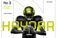 Fortune - Sport Font Product Image 4