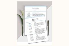 Simple resume – Josie Product Image 1