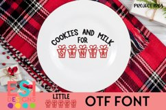 Little Gifts Christmas Font Product Image 3