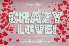 Crazy Love: A Valentine Edition Font Product Image 1