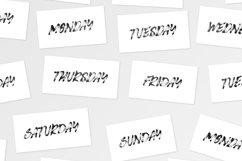 Awesome Typeface Product Image 2