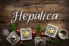 Hepatica Font Product Image 1