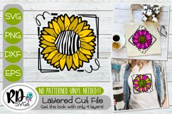 Spring Sign and Garden Flag Bundle - A Set of Layered SVGs Product Image 3