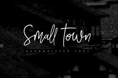 Smalltown handwritten font Product Image 1
