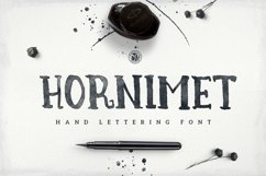 Hornimet Font Product Image 1