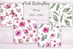 Pink Butterflies Product Image 6