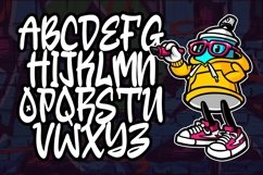 Restown - Urban Style Font Product Image 3