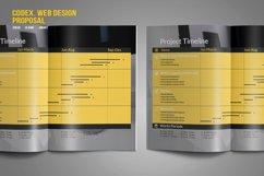 CODEX. Web Design Proposal Product Image 3