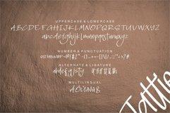 Web Font Jattie - A Handdrawn Font Product Image 5