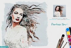 Paintor - Digital Watercolor Art | Photoshop Action Product Image 6