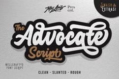 Advocate Script & Extras Product Image 1
