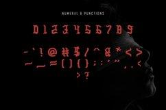 Hendrique - Font DR Product Image 4