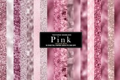 Pink digital paper, background Product Image 1