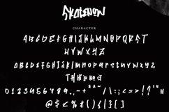 Skatenow | Graffiti Font Product Image 3