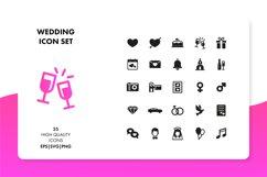 Wedding Icon Set Product Image 2