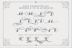Beradon Script - Elegant Wedding font Product Image 3