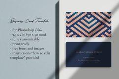 Elegant Gold Business Card 5 Product Image 3