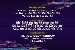 Web Font Meyfon Font Product Image 3