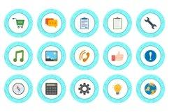 Set Of Basic Ui Icons Product Image 1