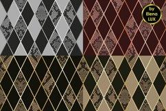 Snakeskin Seamless Patterns Set Product Image 2