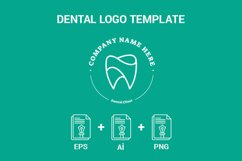 Dental Logo Template Product Image 1