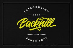 Backhill - Script Product Image 1