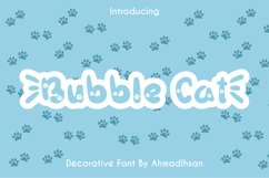 Bubble Cat Product Image 1