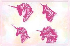 Unicorn SVG Bundle | Unicorn Mandala | Unicorn Monogram SVG Product Image 3