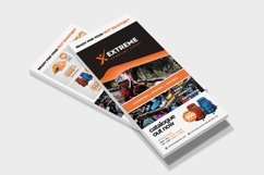 Sports Outlet DL Card Template Product Image 4
