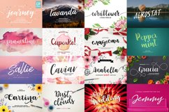 109 in 1 BEST FONT BUNDLE Product Image 5