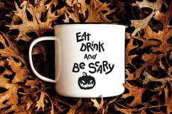 Halloween svg bundle Halloween quotes SVG Halloween bundle Product Image 4