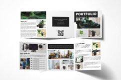 Multipurpose Trifold Brochure Template | Portfolio Brochure Product Image 3