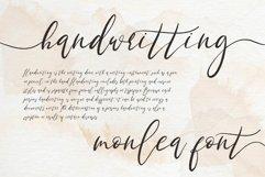 Monlea - Handwritting Script Product Image 6