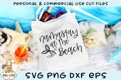 Nama'Stay At The Beach SVG Product Image 1