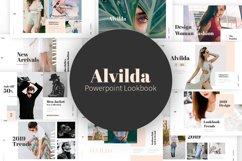 Alvilda Powerpoint Lookbook Product Image 1