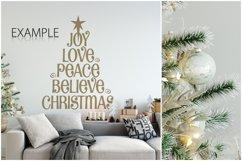 Christmas Wall Mockups Product Image 6