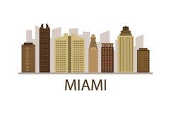 Miami skyline Product Image 1