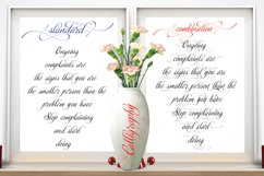 Calligraphy script Product Image 6