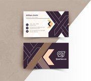 Modern Business Card Template Product Image 2