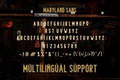 Maryland   Classy Font Product Image 4