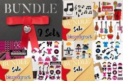 Kids clip art - Graphics and Illustrations Huge Bundle Product Image 4