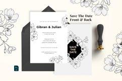 Modern Sketch Wedding Suite Product Image 3