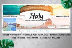 9 facebook cover templates Product Image 2