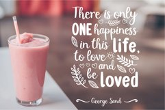 Double Smoothie Font Duo and Family Product Image 3