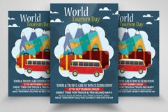 World Tourism Day Flyer/Poster Product Image 1