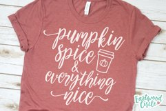 Fall SVG Bundle - Cut Files for Shirts Product Image 5