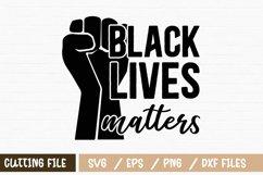 Black lives matters svg Product Image 1