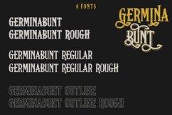 Germinabunt Fonts Product Image 4