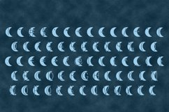 Moon night handwritten font in ttf, otf Product Image 2