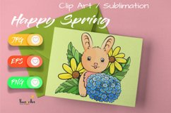 7x Easter and Spring - Mini Bundle - Print and Sublimation Product Image 3
